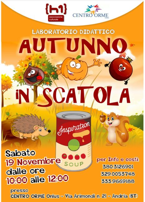 Autunno in Scatola