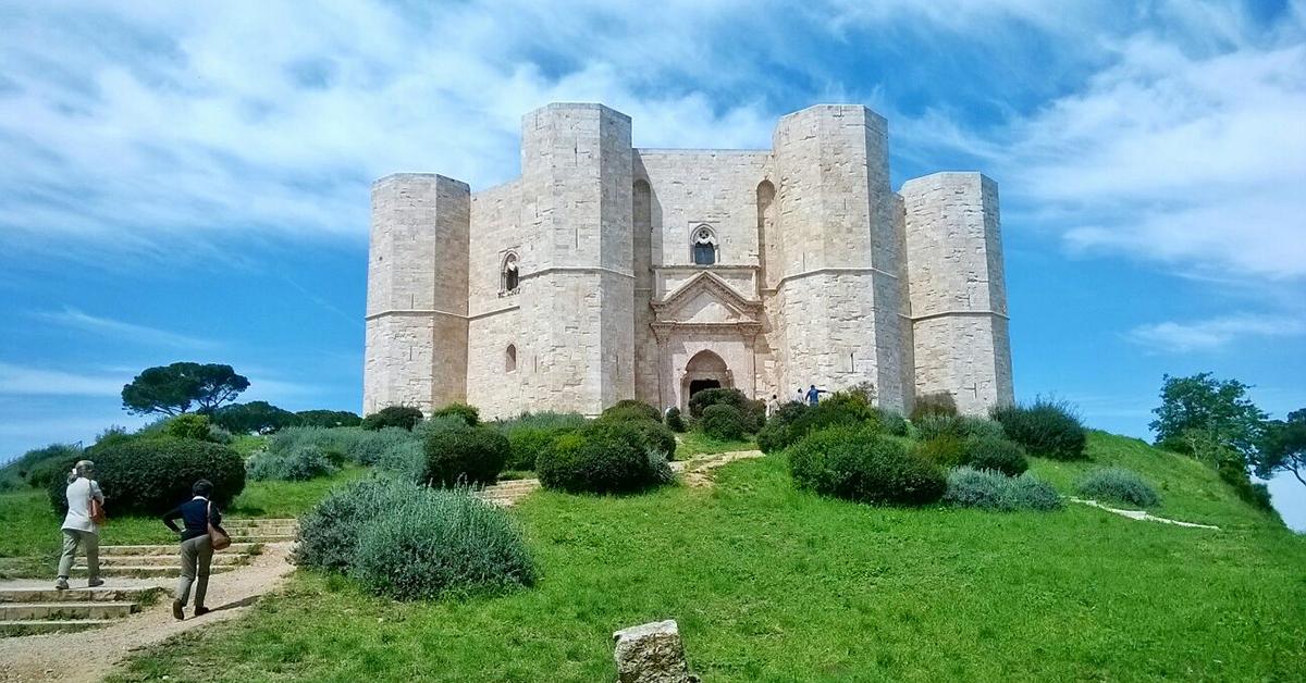 Castel del Monte Visita Guidata