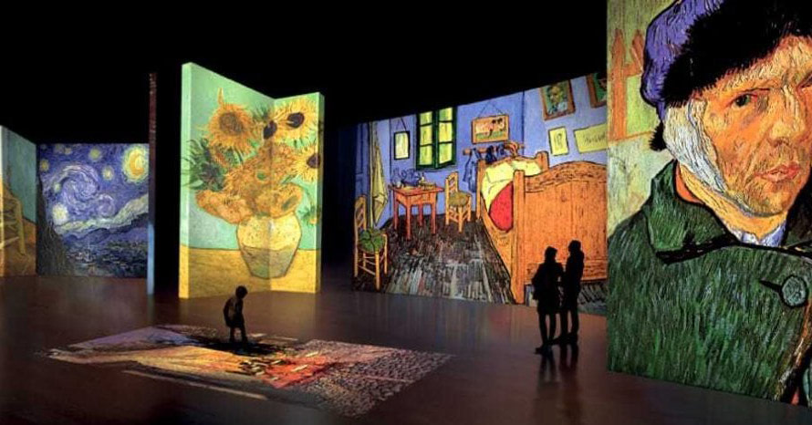 mostra di Van Gogh a Bari