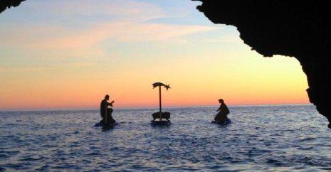 presepe sul mare Puglia Leuca